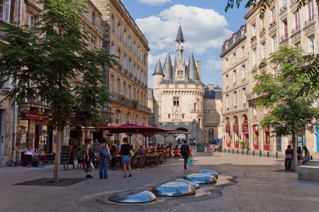 Visite de Bordeaux