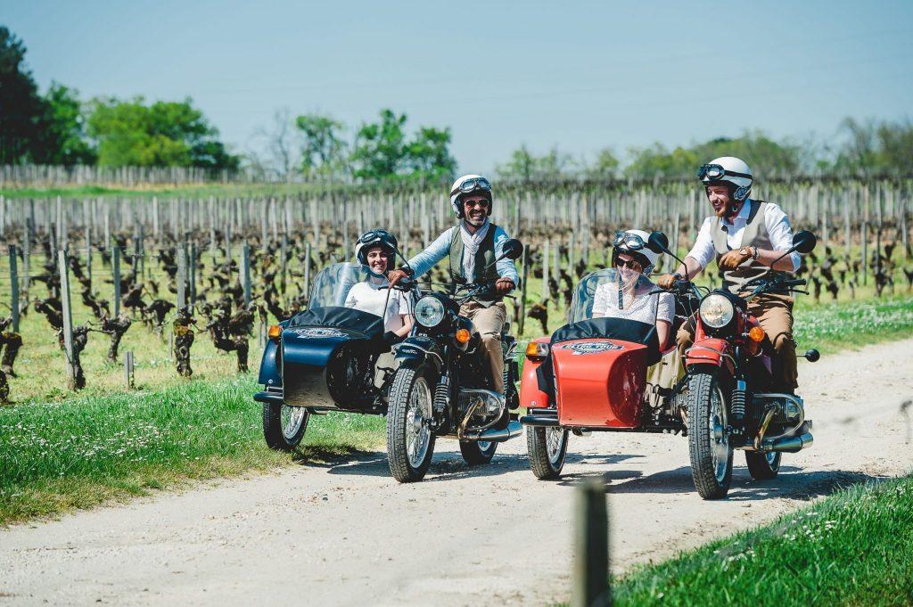 Séjour dans les vignobles et oenotourisme